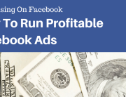 Advertising on Facebook: How to run profitable Facebook ads
