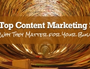 The Top Content Marketing Stats (and Why They Matter for Your Business)