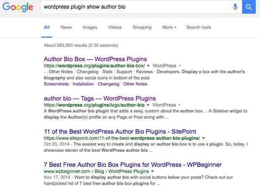 A search on Google reveals a number of plugin opportunities