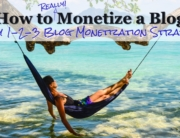How to Really Monetize a Blog (Easy 1-2-3 Blog Monetization Strategy)