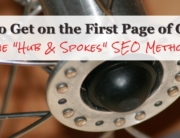 "How to Get on the First Page of Google (The ""Hub and Spoke"" SEO Method)"