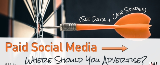 Paid Social Media: Where Should You Advertise [Data + Case Studies]