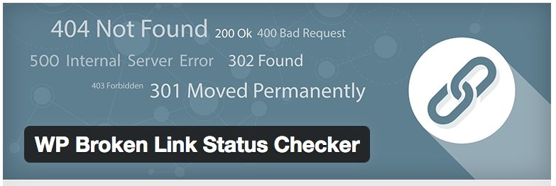 WP Broken Link Status Checker - WordPress plugin